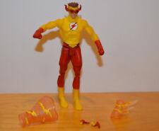 "YOUNG JUSTICE KID FLASH 6"" LOOSE ACTION FIGURE DC UNIVERSE COMICS LEGEND"