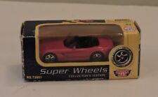 Super Wheels Collector's Edition '98 Corvette Red No. 73601