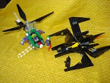 LEGO Super Heroes Batwing Battle Over Gotham City 6863 USED 7+