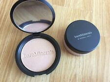 BARE MINERALS ENDLESS GLOW HIGHLIGHTER & MINERAL VEIL FINISHING POWDER BRAND NEW