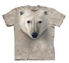 The Mountain - Polar Face t/shirt Small - Unisex