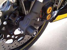 Yamaha YZF R6 2005 R&G Racing Fork Protectors FP0030BK Black