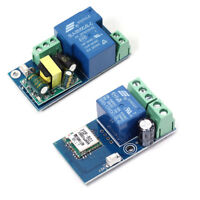 Wireless Wifi Relay Switch Module APP Remote Control Timer For Smart Home