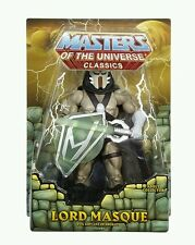 Masters Of The UniverseCollector's ChoiceLord Masque Figure