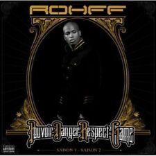CD de musique rap rohff sur album