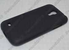 Black Matting TPU Silicone CASE Cover For Samsung Galaxy S4 MINI I9190 I9192