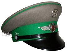 DDR NVA Uniform -Schirm-Mütze Grenztruppen Grenzflieger East German Border pilot