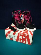 BRAND NEW - Hyperlite System AJ Wakeboard Boots Bindings - Men's 10 - Black/Pink