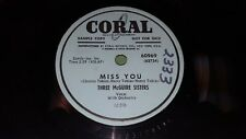 """MARY MAYO What's The Reason/ Oh To Be Young Again PROMO 10"""" 78 Capitol 1950"""