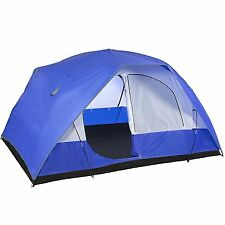 Best Choice Products 5 Person Camping Tent Family Outdoor Sleeping Dome Water W/