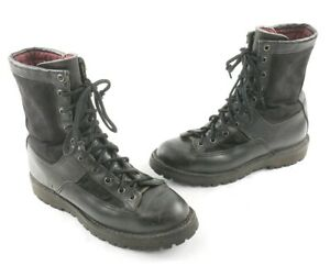"""Danner 69210 Acadia Black 8"""" 200G Insulated Boots Men's Size 8 B"""