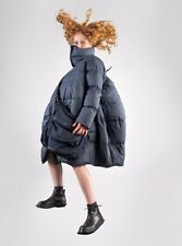 NWT Rundholz Down Coat In Balloon Shape,Bottle 2021 Collection $750