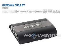 Dension Gateway 500S BT - GW52MO2 - Audi MMI 2G Basic & High - MOST - Bluetooth