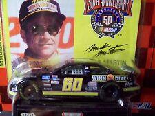 MARK MARTIN #60 WINN DIXIE 1/64 scale 1998 WITH COLLECTOR CARD
