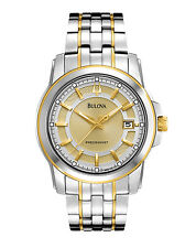 Mens bulova watch 98B156