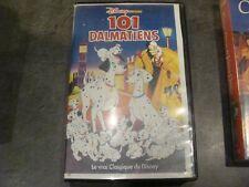 K7 - VHS - 101 DALMATIENS - DISNEY CLASSIQUES - 1996 - Français - PAL