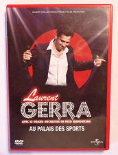 DVD COMIQUE / LAURENT GERRA AU PALAIS DES SPORTS / COFFRET 2 DVD
