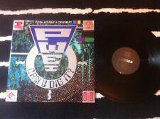"""Pop Will Eat sí mismo pwei-puede u Dig It? - 12"""" single vinyl record"""