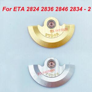 Rotor oscillating weight for NEW Vintage Tudor ETA 2824 2836 2846 2834-2