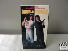Double Trouble (VHS, 1992) David Paul Peter Paul Barbarian Brothers