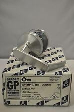 "Brand New PDQ GP-125 PHL Lockset Communicating 2 3/4"" Satin Chrome 26D"