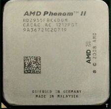 AMD CPU Phenom II X4-955 3.2GHZ Socket AM3 Black Edition HDZ955FBK4DGM