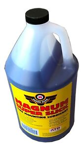 4 - 1 Gallon of Magnum Super Slick Tire Changer Lube Bead Lubrication Tube