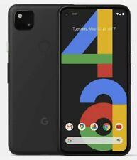 "GOOGLE UK Pixel 4a 128GB 5.8"" Smartphone Android 10 Black BT Mobile EE"