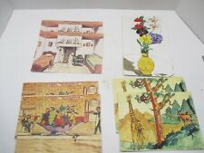 8 Blank Greeting Cards from U.S. Holocaust Memorial Museum New Other