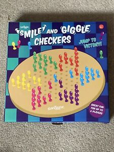 Smiggle Checkers Game