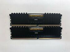 CORSAIR VENGEANCE 16GB (2 x 8GB) 288-Pin 3200 MHz DDR4 RAM Memory