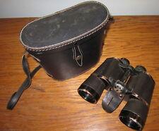 WW2 German Wehrmacht 10x50 Ernst Leitz Binoculars - NICE!