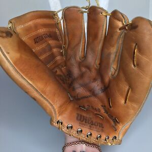 "VINTAGE WILSON A2940 10"" RHT BASEBALL GLOVE HARMON KILLEBREW MODEL USA MADE"