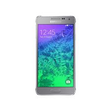 Samsung Galaxy Alpha SM-850F 32GB Black   Unlocked   Grade B   6M WARRANTY