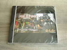 funk CD electro *NEW & SEALED*synth DWAYNE OMARR Multi Funk aphex808twin REPHLEX