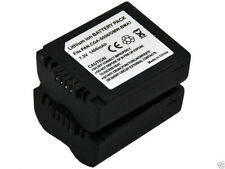 new 2x CGA-S006 Battery for DMC-FZ7 FZ8 FZ50EES FZ18 FZ28 FZ30 FZ38EFK CGAS006E