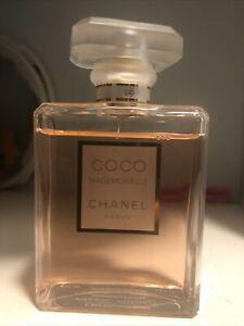 Chanel Coco Mademoiselle 3.4oz Spray Women's Eau de Parfum Open Box 90% Full