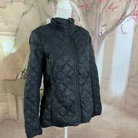 Lululemon Run Turn Around Jacket Women's Size 10 Quilted Down Puffer REVERSIBLE