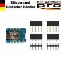 ESP8266 ESP12 komp. D1 Mini NodeMcu Lua WeMos WiFi  Modul Board für Arduino