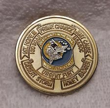 AUTHENTIC 160th SOAR USASOC NIGHT STALKERS SPECIAL OPS (REAL) CHALLENGE COIN