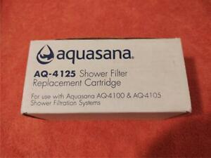 NEW Aquasana AQ-4125 Cartridge Shower Filter for AQ- 4100 & AQ-4105 Systems