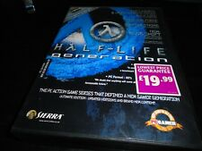 Half life Generation Ultimate edition 4 disc   Pc game