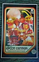 Epcot Figment Dreamfinder Walt Disney World Attraction Poster Print 11x17