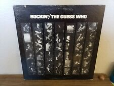 "The Guess Who - Rockin' - Vinyl 12"" LP"