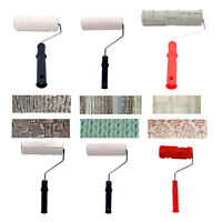 Ultimate Paint Roller Set Wall Decoration Paint Brush House Painting Set for