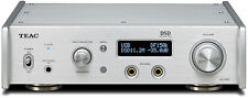 TEAC UD-503 SILVER CONVERTER DAC COM AMPLIFIER HEADPHONES NEW WARRANTY