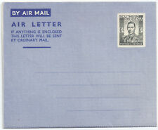 Southern Rhodesia 1937 6d pre paid Air Mail sheet mint