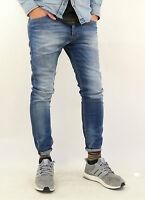 Diesel Tepphar Jeans Wash 0831D slim-carrot + NOUVEAU + . tailles différentes