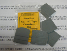 Cambrian C31 A Type Container Plastic Kit OO Gauge