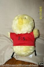 "Peepsqueak Doll Plush Toy 6.5"" by Merrymaker for book by  Leslie Ann Clark"